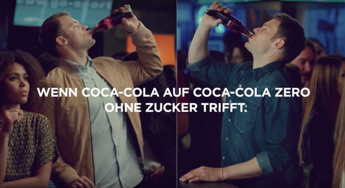 Manuel Neuer – COKE ZERO Werbespot